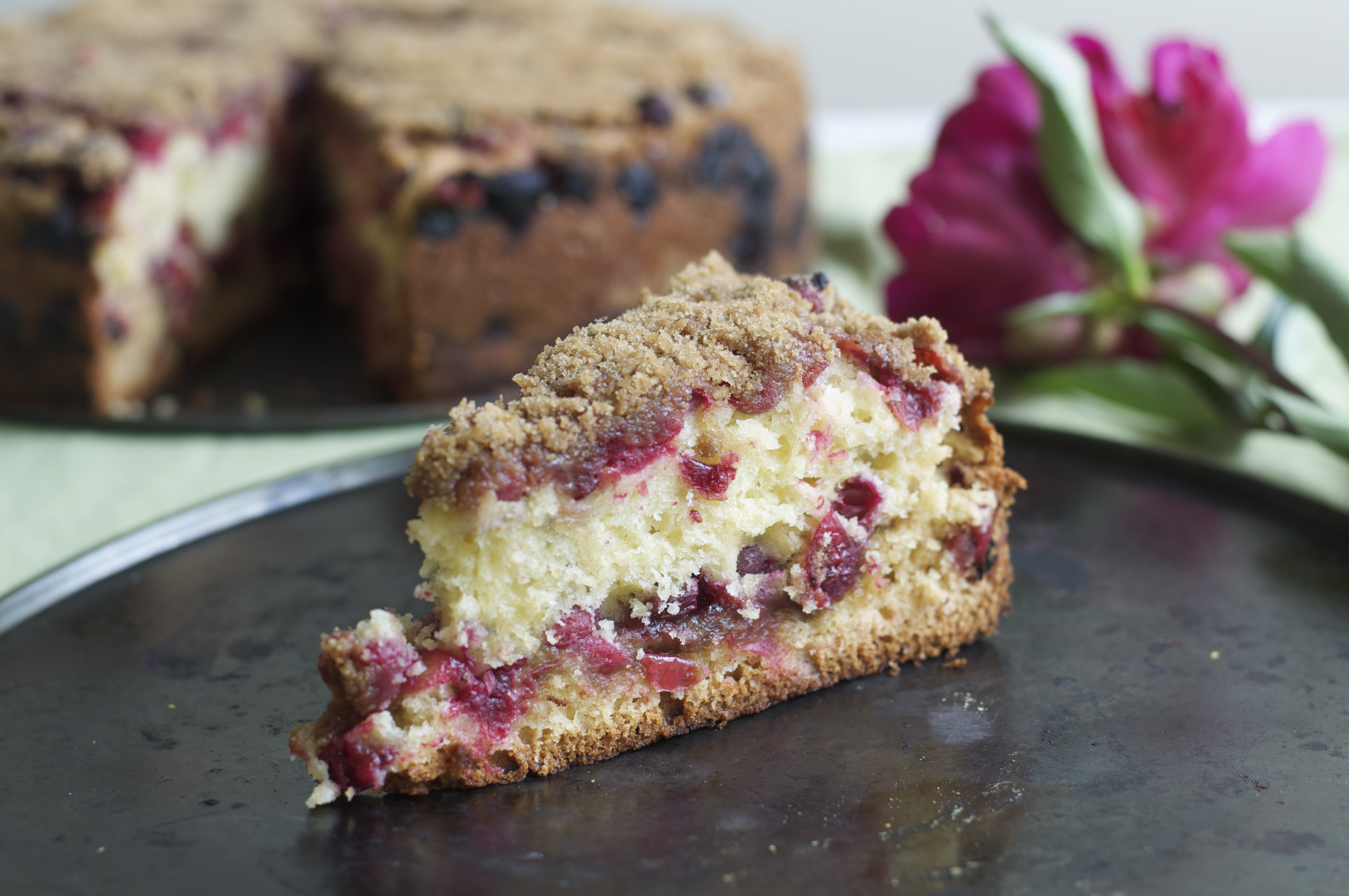 ... cranberries in for cranberry coffee cake cranberry crumb coffee cake