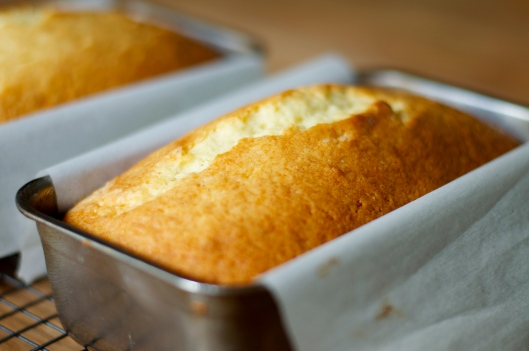 Doreen's Lemon Loaf - A Pat & A Pinch