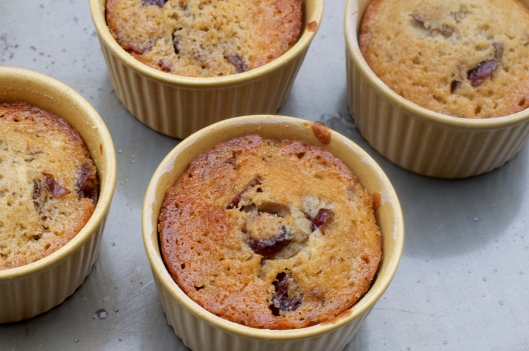 Cranberry Sticky Toffee Pudding - A Pat & A Pinch