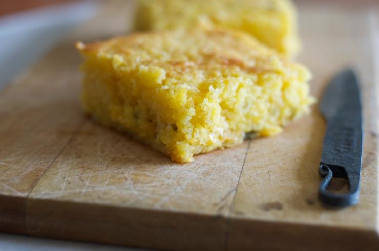 The Ultimate Cornbread - A Pat & A Pinch