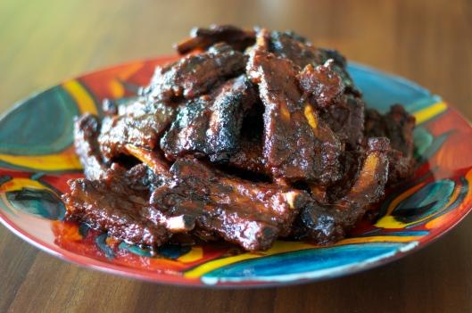 Opa's BBQ Pork Ribs - A Pat & A Pinch