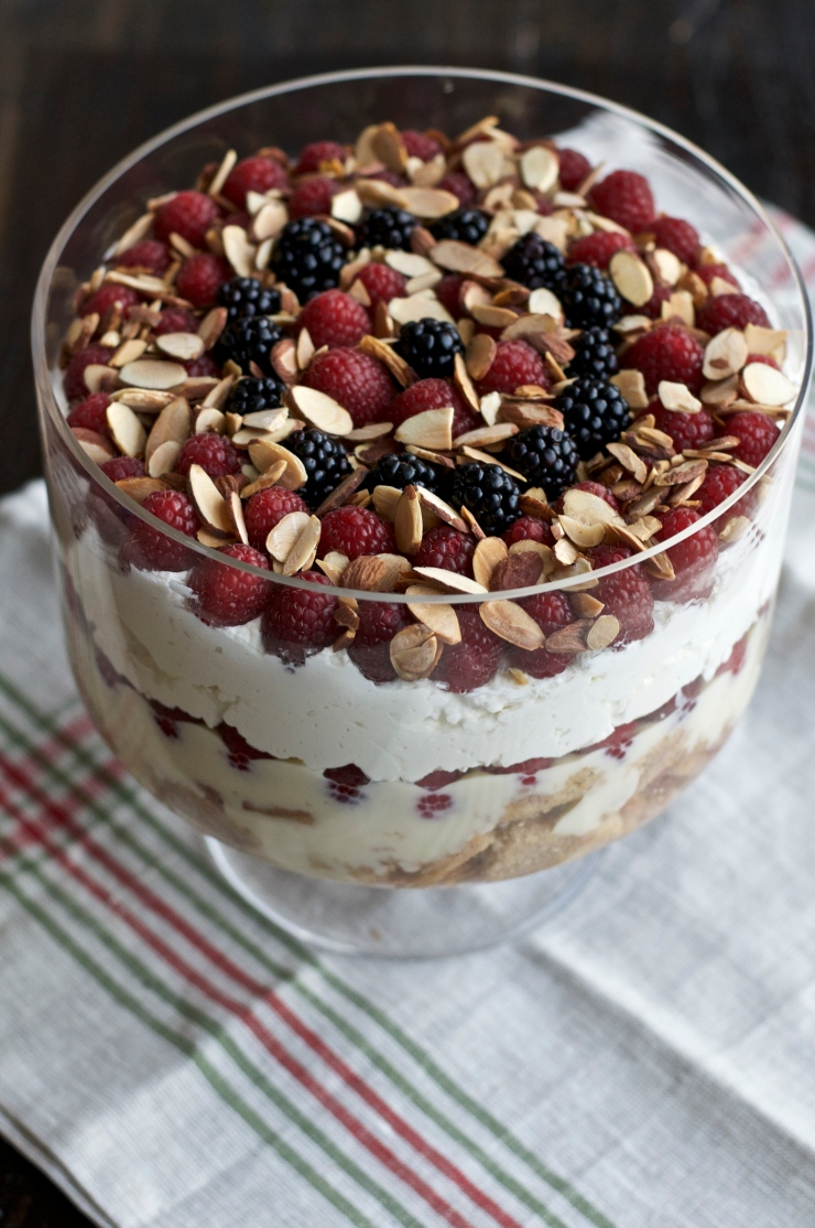A Pat & A Pinch - Traditional English Trifle